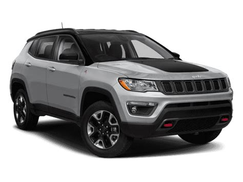 jeep compass 2018 interior sunroof new 2018 jeep compass trailhawk 4x4 sunroof navigation