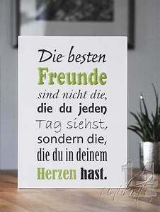 Was Sind Die Besten Bratpfannen : holzschilder f r freunde unikat14 ~ Markanthonyermac.com Haus und Dekorationen