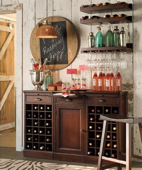 Bar Decor Ideas by Room F I N D S