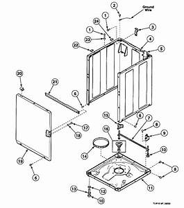 Cabinet Diagram  U0026 Parts List For Model Swtt21wn Speed
