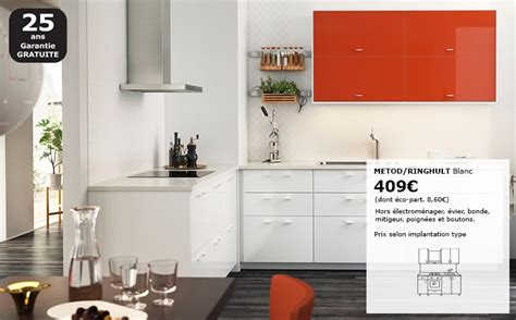 cuisine compl鑼e ikea beautiful image de cuisine amenagee images awesome interior home satellite delight us