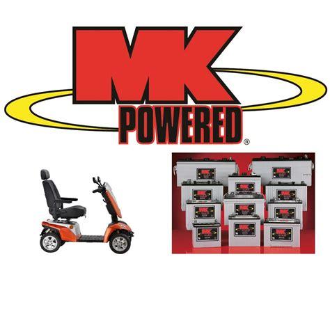 Batterien für Elektromobil oder Elektrorollstuhl