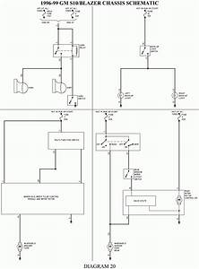 2000 Chevy Blazer Trailer Wiring Diagram
