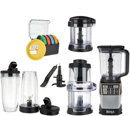 Ninja 4in1 AutoiQ Kitchen System w Accessories Page