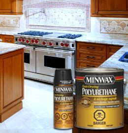 polyurethane finish for kitchen cabinets minwax 174 fast drying polyurethane interior clear 7519