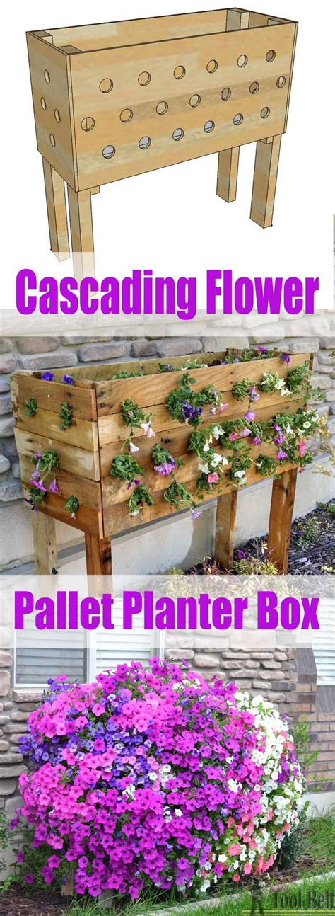 inspiring diy pallet planter ideas homelovr