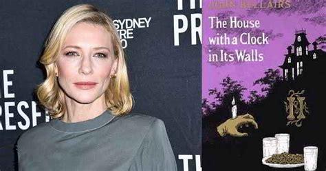 """Cate Blanchett Em Negociações Para O Elenco De """"the House"""