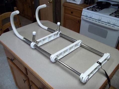 Boat Ladder Hooks by Purchase Windline Tgl 3 Telescoping 3 Step Gunwale Hook