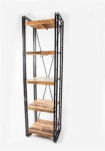 Möbel Im Industriedesign : regal metall massivholz im industriedesign m bel design regal metall regal metall holz ~ Orissabook.com Haus und Dekorationen
