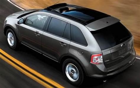 automotive air conditioning repair 2009 ford edge transmission control used 2009 ford edge for sale pricing features edmunds