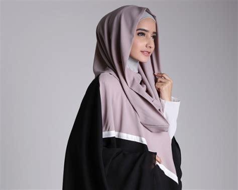 aturan memilih hijab modern  anggun