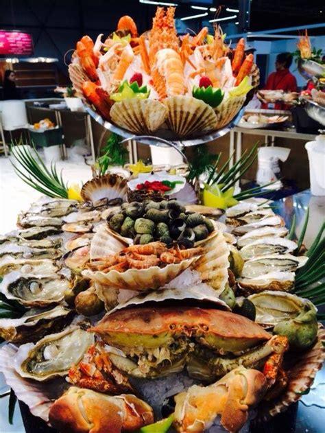 buffet cuisine pin gorgeous wedding seafood buffet