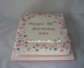 Ladies Birthday Cakes