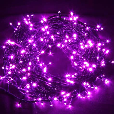 purple led lights 20m 292 led purple lights w 8 functions