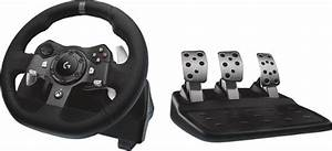 Logitech G920 Driving Force Racing Wheel For Xbox One And