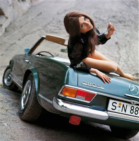 Girls And Classic Car Ads  Gallery  Ebaum's World