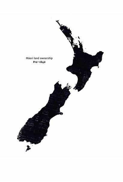Nz Maori Land Waitangi Treaty Māori Loss
