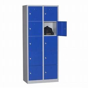 Casier De Vestiaire : casier de vestiaire 10 cases pr t l 39 emploi espace ~ Edinachiropracticcenter.com Idées de Décoration