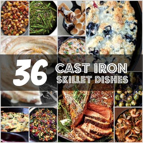 cast iron skillet recipe 36 knockout cast iron skillet recipes homestead survival