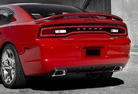 dodge charger oe style rear spoiler