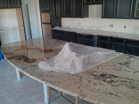 new home horrible granite slab center west countertops