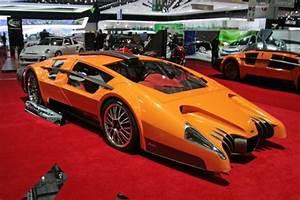 Sbarro Autobau Concept  Weird To The Core