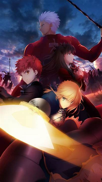 Fate Stay Unlimited Blade Night Works Ubw