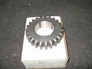 Transmission Reverse Gear 1948