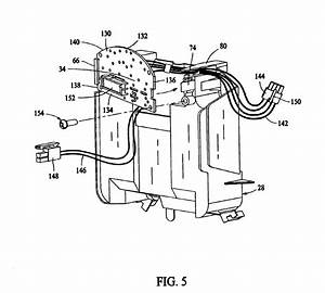 patent us6612866 voltage isolator connector device for With first circuit board