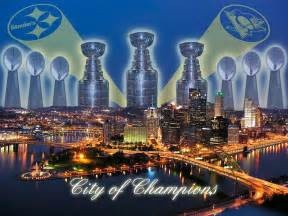 City of Champions Pittsburgh Steelers