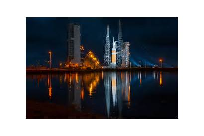 Nasa Rocket Launch Orion Delta Space Heavy
