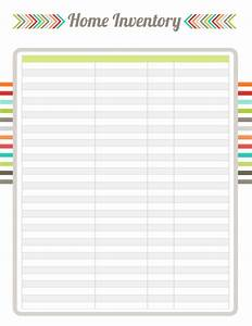 inventory organizing control the harmonized house project With inventory labels template