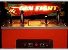 Gun Fight Arcade Game November 1975 Community Calendar