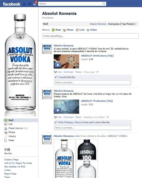 pernod ricard si e social pernod ricard si grey g2 au lansat pagina de