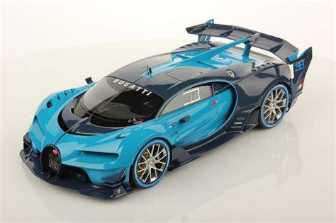 Bugatti Vision Gt For Sale by Mr Completes The 1 18 Bugatti Vision Gran Turismo