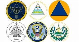 Triangle inside Circle Occult Illuminati Symbol | Muslims ...