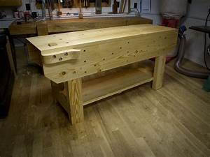 Materials & Tools for the Knockdown Nicholson Workbench