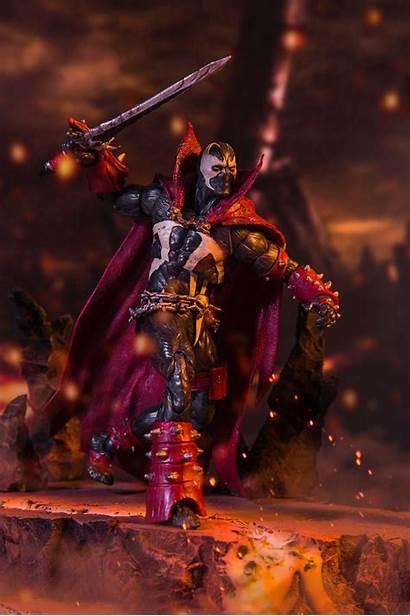 Spawn Figure Mortal Kombat Mk11 Mcfarlane Toys
