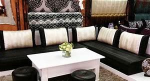 Acheter Salon Marocain : salon marocain lyon vente canap sedari marocain lyon pas cher ~ Melissatoandfro.com Idées de Décoration