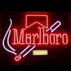 Marlboro neon lights NEON LIGHTS Pinterest