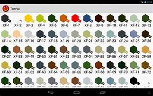 Humbrol To Vallejo Conversion Chart Hobby Color Converter Aplikacje Na Androida W Google Play