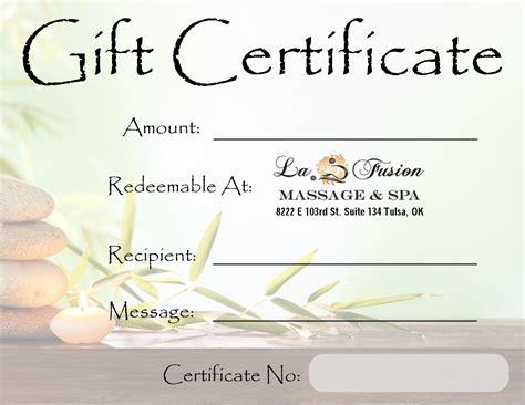 Avery Gift Certificate Template Costumepartyrun
