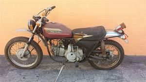 1974 Harley Davidson 350 Sx Sprint Aermacchi