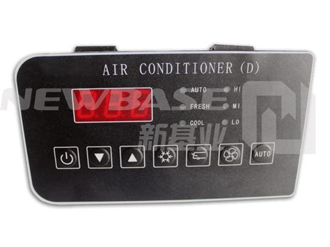 automatic air conditioning controller climate