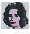 Wall calendar Andy Warhol 2020