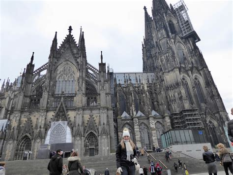 Visiting Cologne Dome in Germany • Glam Moments