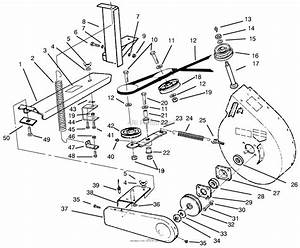 Toro Professional 79402  52 U0026quot  Vacuum Bagger  1993  Sn 3900001