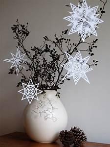 Weihnachtsdeko Zum Selbermachen : die sch nsten ideen f r weihnachtsdeko aus papier ~ Orissabook.com Haus und Dekorationen