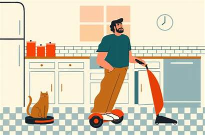 Cleaning Clean Well Living Cleaner Guide Animated