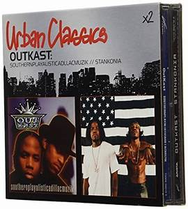 Outkast Southernplayalisticadillacmuzik Album Cover | www ...